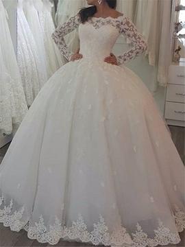 Cute Ball Gown Wedding Dresses Weddings Dresses